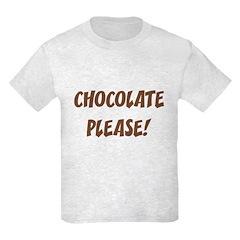 Chocolate Please T-Shirt