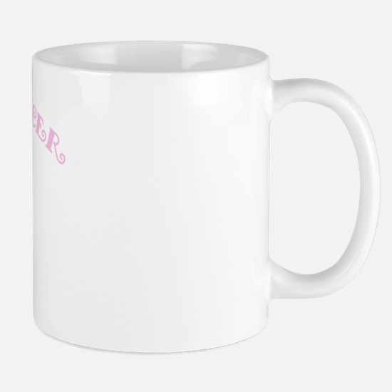 Fancy Breast Cancer Survivor Mug