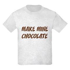 Make Mine Chocolate T-Shirt