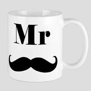 Mr. Mustache Mugs