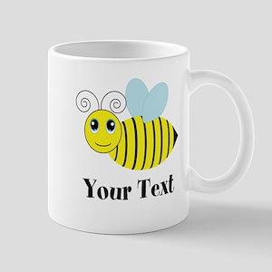 Personalizable Honey Bee Mugs
