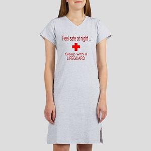 3-feel safe at night lifeguard1 T-Shirt