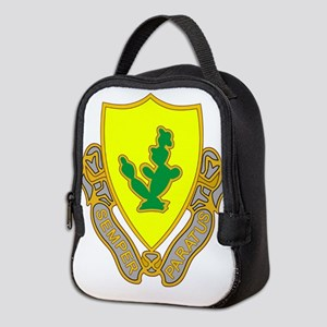12th Cavalry Neoprene Lunch Bag