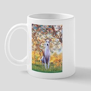 Spring / Whippet Mug