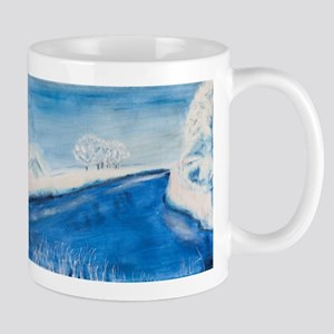 Winterlandschaft Mugs