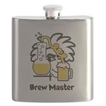 Custom Brew Master Flask