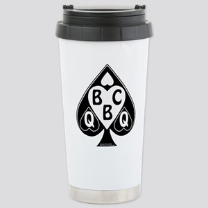 Queen of spades loves BBC Travel Mug
