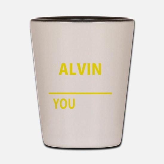 Cute Alvin Shot Glass