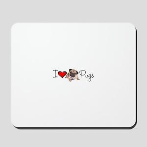 charm_lv pugs super link Mousepad