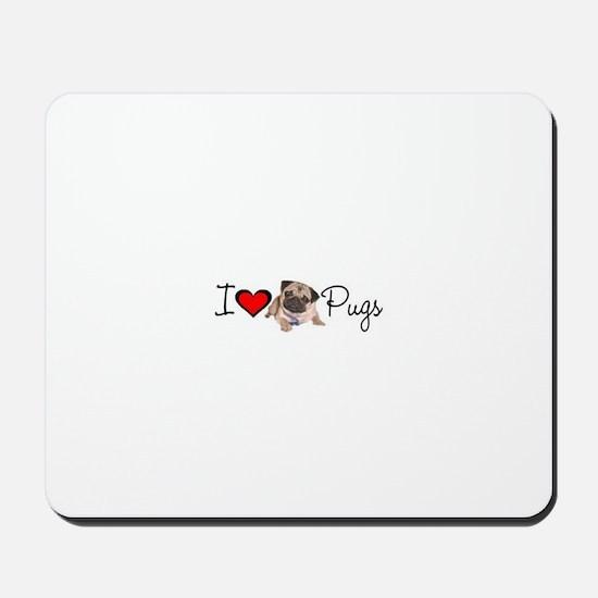 charm_lv pugs super link.jpg Mousepad