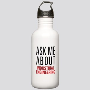 Industrial Engineering Stainless Water Bottle 1.0L