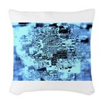 Frost Woven Throw Pillow