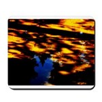 Arrival of darkness Mousepad