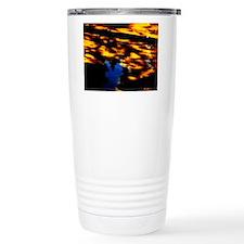 Arrival of darkness Travel Mug