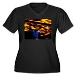 Arrival of darkness Plus Size T-Shirt
