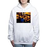 Arrival of darkness Women's Hooded Sweatshirt