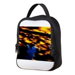 Arrival of darkness Neoprene Lunch Bag