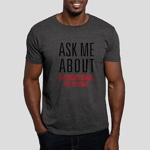 International Relations Dark T-Shirt