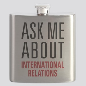 International Relations Flask