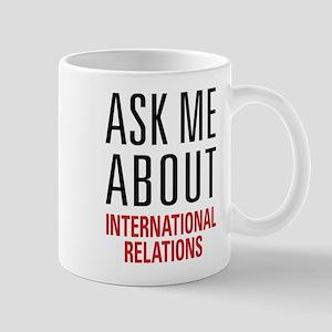 International Relations Mug