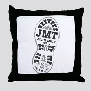 JMT Throw Pillow
