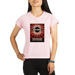 Thomas Jefferson Tea Party Performance Dry T-Shirt