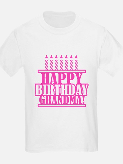 Cute Grandmother celebration T-Shirt