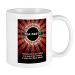 Thomas Jefferson Tea Party Mugs