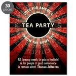 Thomas Jefferson Tea Party Puzzle