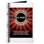 Thomas Jefferson Tea Party Journal