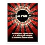Thomas Jefferson Tea Party Posters