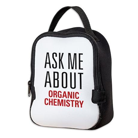 Organic Chemistry Neoprene Lunch Bag