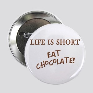 Eat Chocolate Button