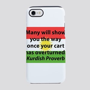 Many Will Show You The Way iPhone 7 Tough Case
