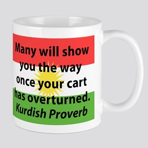 Many Will Show You The Way Mugs