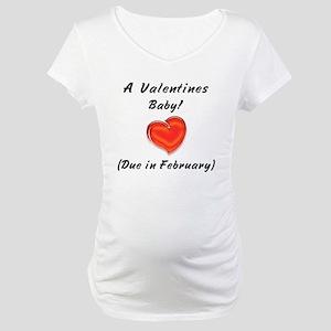 MATERNITY CUT T-Shirt