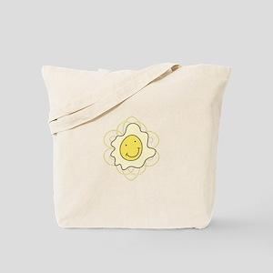 Sunshine Smiley Tote Bag