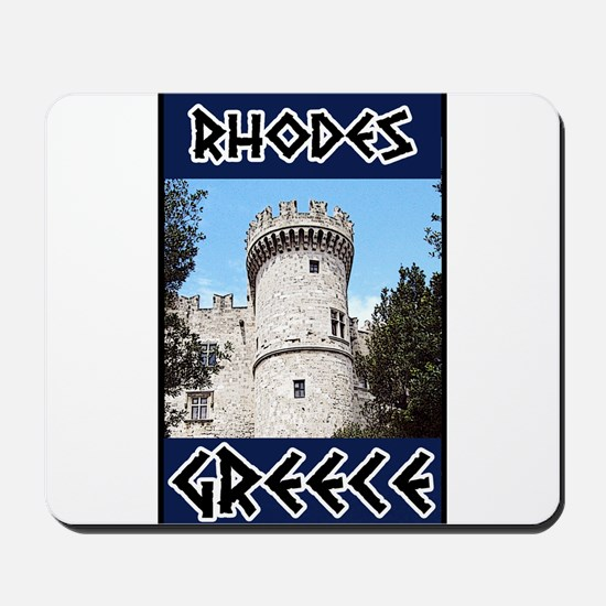 Rhodes Mousepad