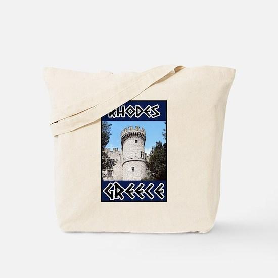 Rhodes Tote Bag