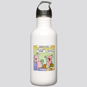 Bladder Control Nut Water Bottle