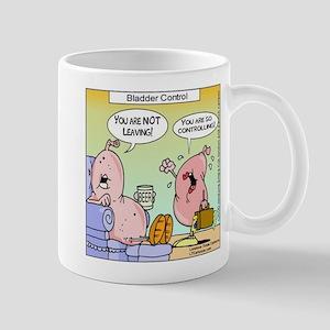 Bladder Control Nut Mugs