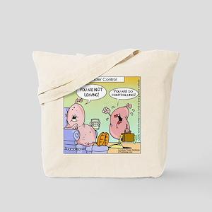 Bladder Control Nut Tote Bag