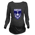 USS GARCIA Long Sleeve Maternity T-Shirt