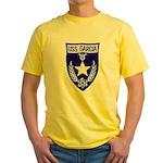 USS GARCIA Yellow T-Shirt