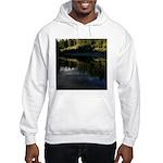 Eel River Reflection Scene Hoodie