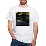 Eel River Reflection Scene T-Shirt