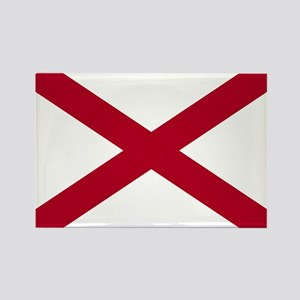 Alabama State Flag Magnets