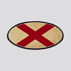 Alabama State Flag VINTAGE Patches