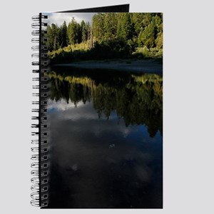 Eel River Reflection Scene Journal