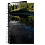 Eel River Reflection Scene Journal